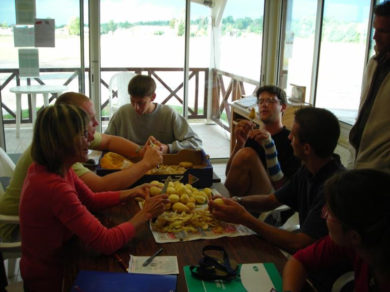 Stage planeur à Nogaro: le récit DSCN1042